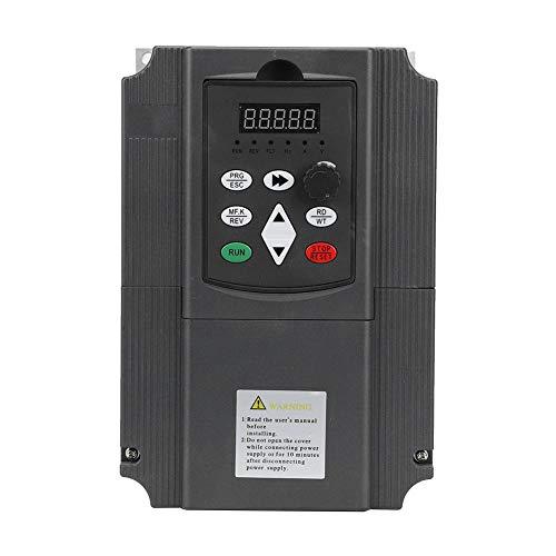 Variador de frecuencia, NFLIXIN Inversor VFD Monofásico 220VAC Entrada 3-Phase 220VAC Salida 7.5KW, Inversor Control de motor