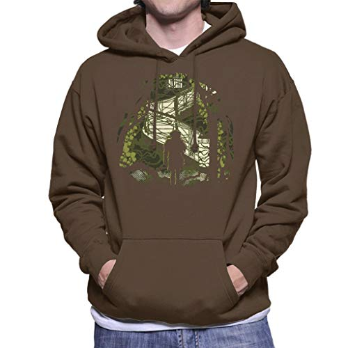 Cloud City 7 Alan Parrish Vines Jumanji Men's Hooded Sweatshirt
