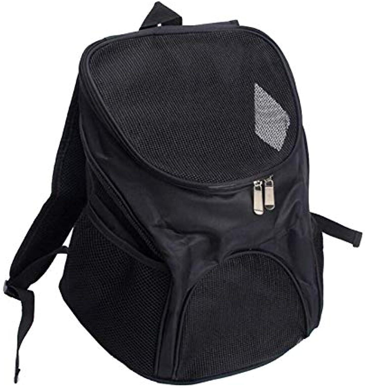 Nosterappou Cat Bag pet Bag Out Carrying Bag Shoulder Bag, Folding pet Bag pet Backpack, Waterproof pet Bag Oxford Cloth cat Bag