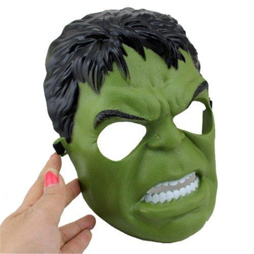 Sxgyubt Máscara genérica de la increíble máscara de Hulk
