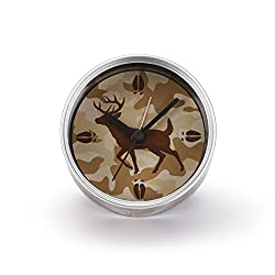DEMDACO Big Sky Carvers Camo Clock-n-Can