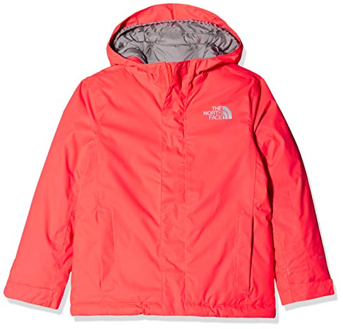 The North Face Jkt Chaqueta Snow Quest, Unisex niños, Rocket Red, L