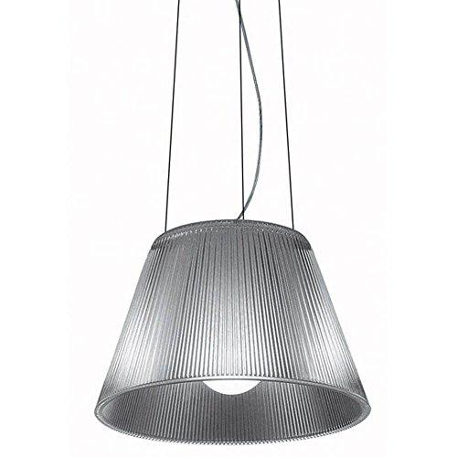 Flos Romeo Moon S1 Lampada da sospensione trasparente