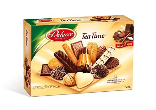 Delacre Tea Time, 6 Packungen (je 500g)
