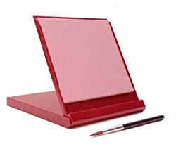 Top 10 Teacher Supplies: mini red Buddha board and brush that allows for painting with water and as it dries, it goes back to a fresh slate