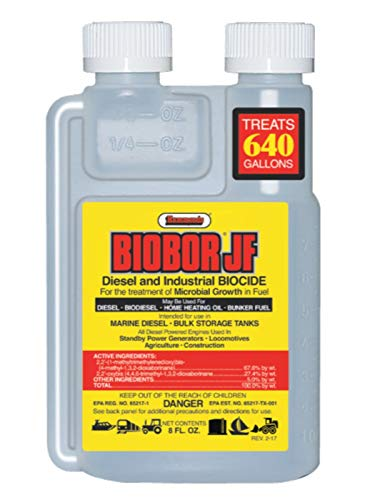 Biobor JF Diesel Biocide and Lubricity Additive, 8-Ounce