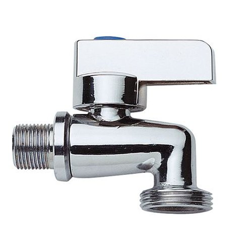 Auslaufventil/Geräteventil für Wasch- oder Spülmaschinen