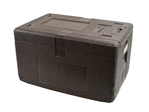Kühlbox Trockeneis Storopack Thermobox mit Deckel Isolierbox 33l Styropor EPP