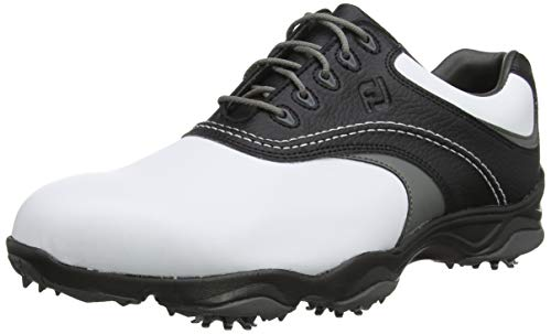 Foot Joy Fj Originals, Chaussures de Golf Homme, Blanc...