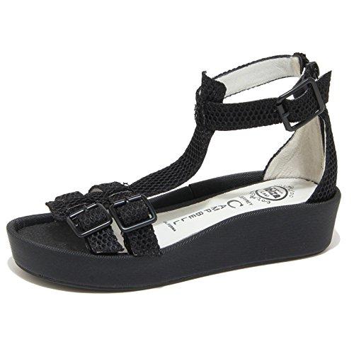 Jeffrey Campbell 8776N Sandalo Europa Nero Sandali Donna Sandals Women [38]