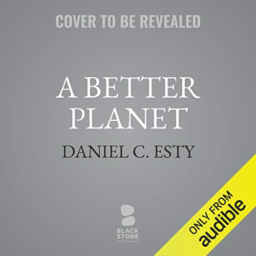 Couverture de A Better Planet