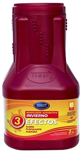 Tamar - Invernador en Pastillas, Dosificador Automatico de Invierno, 2 Kilos.