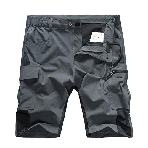 Camping Travel Wespornow Mens-Hiking-Shorts Quick-Dry-Outdoor-Shorts Lightweight-Cargo-Shorts for Hiking