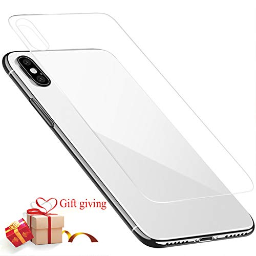 Protector De Pantalla,Front Glass + Back Tempered Glass For iPhone XS XS MAX XR New Protective Glass Screen Protector For iPhone X 8 7 6 Plus Glass 5 for iPhone XS Only Front