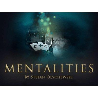 Mentalities By Stefan Olschewski - DVD