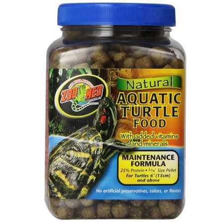 Zoo Med Natural Aquatic Turtle Food Maintenance Formula (50 lb)