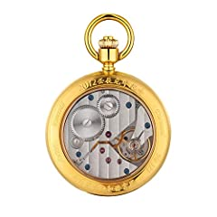Nature Emerald Jade Gold Dragon Pocket Watch Vintage Roman Numerals Quartz Watch with Chain As Xmas Day Gift,2 #2