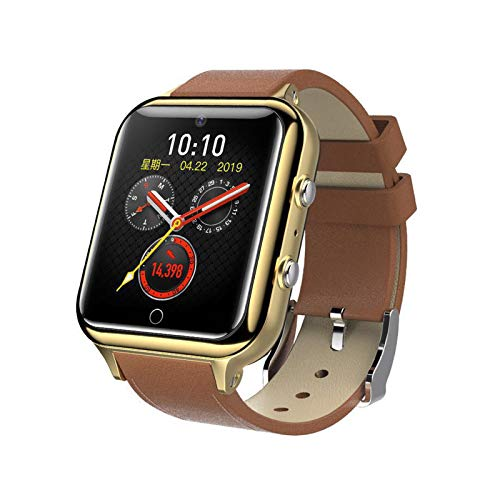 Smartwatch, Pantalla De 1.54 Pulgadas, Tarjeta SIM Y Función Wifi, Reloj De Posicionamiento Bluetooth Con Función De Monitoreo De Salud, Múltiples Modos Deportivos, Compatible Con Android, Ios,A