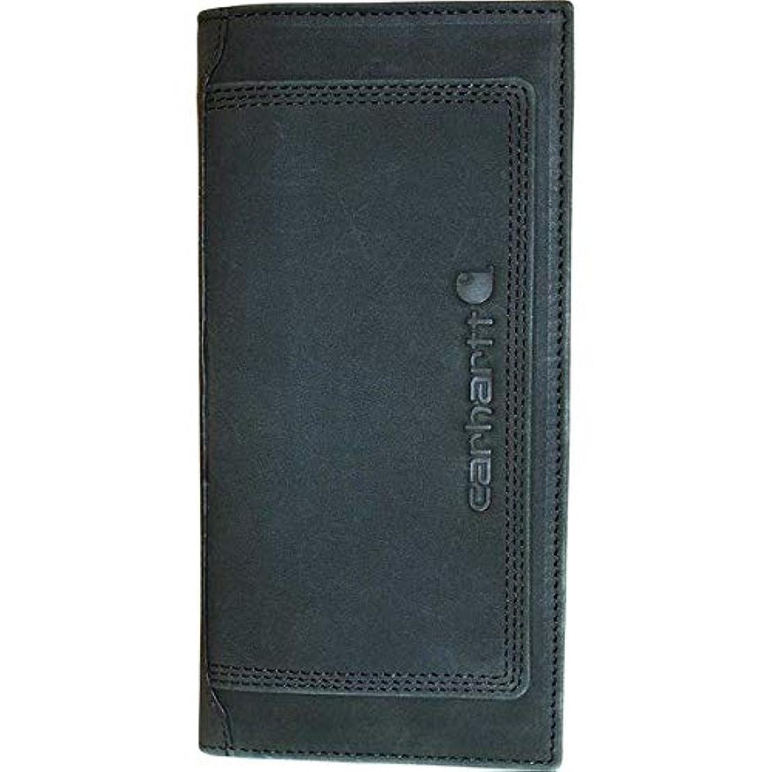 ご注意ひどいはがき[カーハート] メンズ 財布 Detroit Rodeo Top Grain Leather Wallet [並行輸入品]