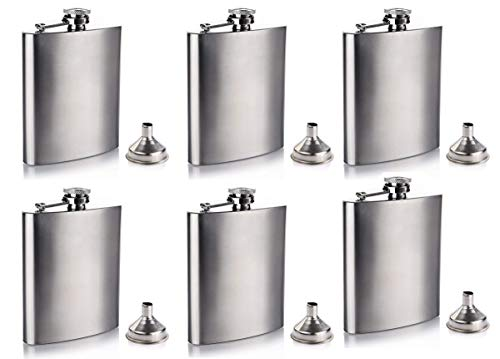 Our #2 Pick is the Gifts Infinity 8 oz Hip Stainless Flask