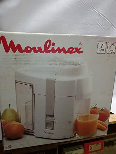 Moulinex CENTRIFUGA bianco/grigio 753 2B
