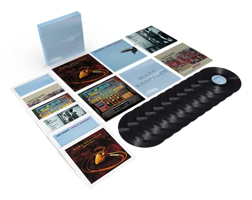 The Studio Albums 1996-2007 (Ltd.11lp Box) [Vinyl LP]