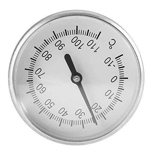 Thermomètre à Lait -10~110 Accessories Accessoires De Moussage De Café Au Lait En Acier Inoxydable Avec Pince Facile à Nettoyer