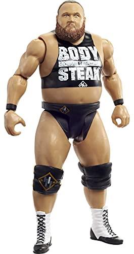 WWE Figura de acción Otis, muñeco articulado de juguete para niños +6 años...