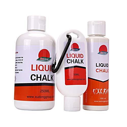 Togear Liquid Chalk, Sports Chalk, Weightlifting Chalk,Gym Chalk,Work Out Chalk Liquid Fit Grip, Rock Climbing Chalk, Chalk in a Bottle(100ml / 3.52 OZ)