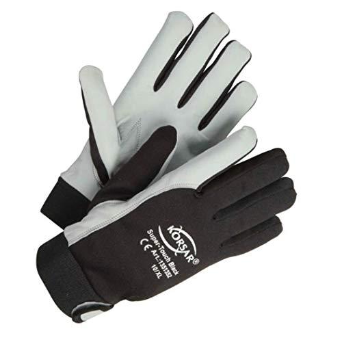 KORSAR Super-Touch Black Montagehandschuhe 9(L)