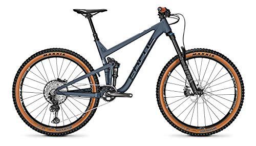 Focus Jam 6.8 Seven 27.5R Fullsuspension Mountain Bike 2020 (L/47cm, Stone Blue)