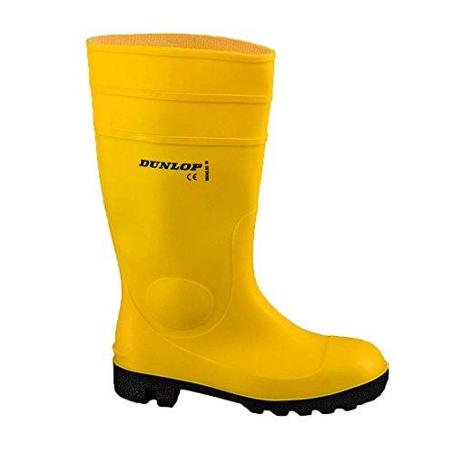 Dunlop Protective Footwear 142YP.37, Rubberen laarzen industriële sector volwassenen 37 EU