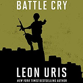 Battle Cry audiobook cover art