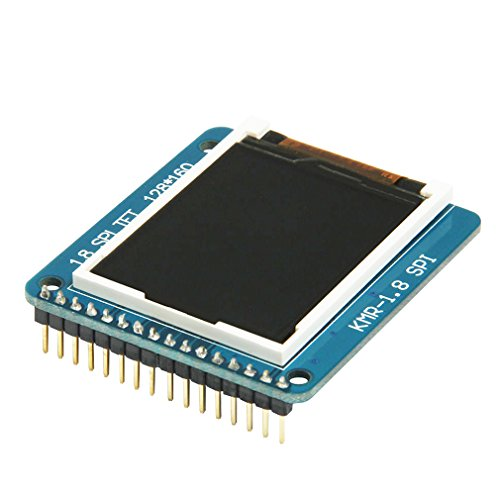 ST7735R SPI 128 x 160 TFT LCD Display Display Screen Module mit PCB Adapter für Arduino 51