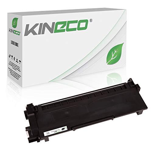 Kineco Toner kompatibel für Brother TN2320 TN-2320 TN-2310 für Brother HL-L2340DW, HL-L2360DN, HL-L2300D, MFC-L2700DW, DCPL2520DWG1, DCP-L2500D, TN2320 TN2310 - Schwarz XXL 5.200 Seiten