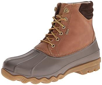 Sperry Top-Sider Men s Avenue Duck Boot Tan/Brown 10.5