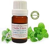 Huile Essentielle HEBBD de Menthe Poivrée (Mentha piperita) - 100% Pure, Naturelle et Totale