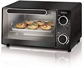 Sunbeam TSSBTV6001 Toaster Oven, 4, Black