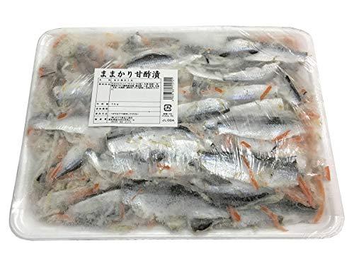 ままかり甘酢漬 1kg(冷凍トレーパック)