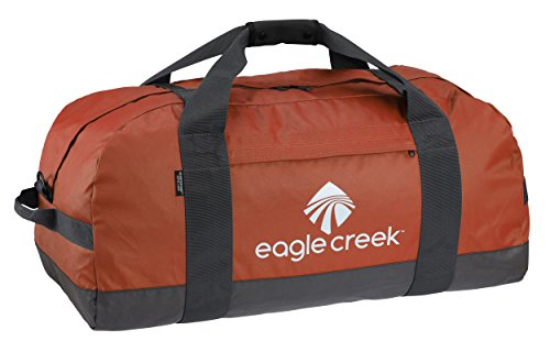 Eagle Creek No Matter What Duffel, Red Clay, Large