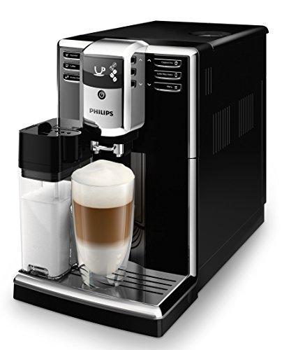 Philips EP5360/10 Serie Kaffeevollautomat, 18/10 Stahl, 1.8 liters,...