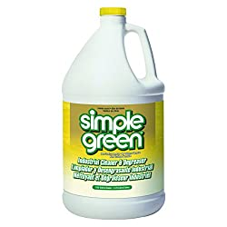 Simple Green 73434010 14010 Industrial Cleaner & Degreaser, Concentrated, Lemon