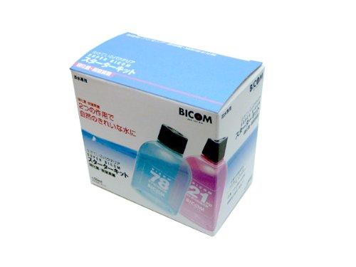 バイコム スーパーバイコムスターターキット 淡水用 50ml(硝化菌専用基質1本付)