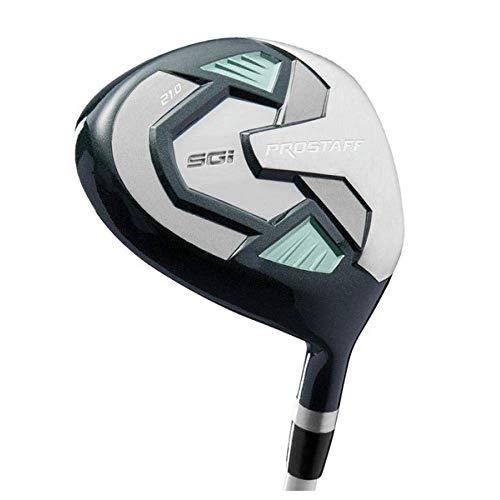 Wilson Damen PRO STAFF SGI GRA LRH MW 1 Golfschläger, Mehrfarben,