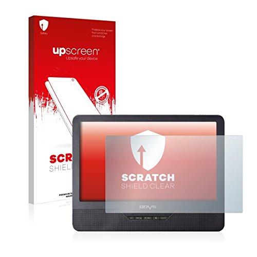 upscreen Scratch Shield Clear Displayschutz Schutzfolie für Odys Seal 9 (hochtransparent, hoher Kratzschutz)