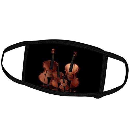 Lplpol Month Cover - Simone Gatterwe Designs Miscellaneous - String Instruments Violin, bass and Cello - Dust Cover Outdoor Protective Mask