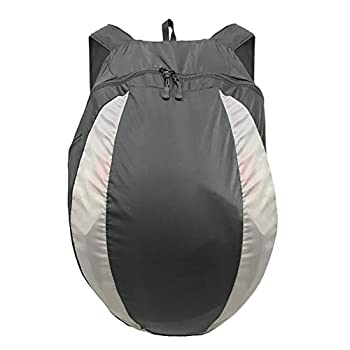 Rethyrel Sac à dos portable pour casque / basket-ball / sac à chaussures - 28 L - Sac à dos de moto - Sac à dos d'équitation - Sac à dos de sport en plein air - Sac à dos en nylon portable