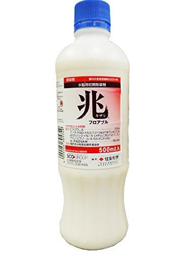 住友化学 水稲用初期除草剤 兆フロアブル 500ml