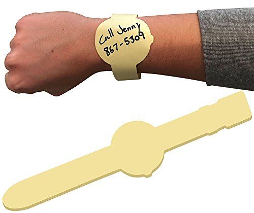 Watch sticky note reminder gift office idea