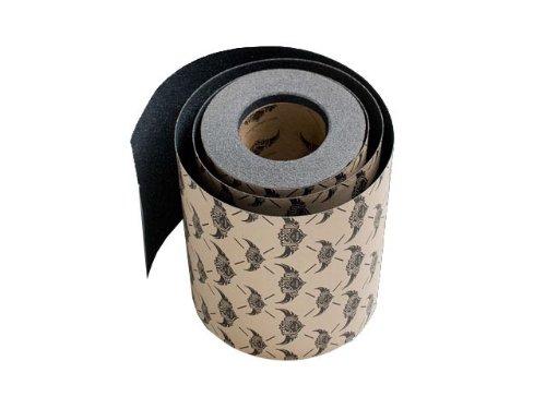 Jessup Skateboard Griptape Roll (11-Inch x 60-Feet, Black) by Jessup Grip Tape